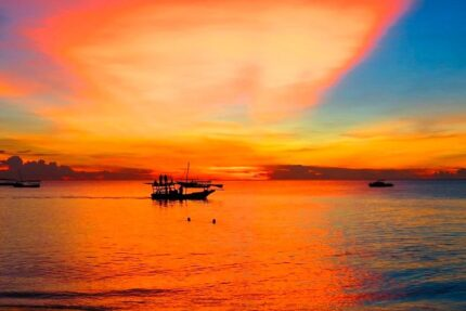 Sunset Dhow Cruise Nungwi Zanzibar